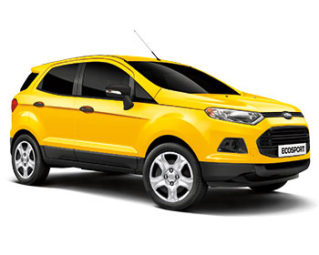 Ford EcoSport – Small CUV