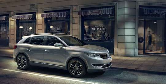 Luxury Experience - 2018 Lincoln MKX Select