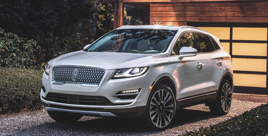 Luxury Experience - 2019 Lincoln MKC Premiere
