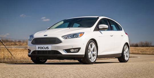 Brand New Ford Focus Trend – 1.5L