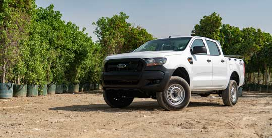 Brand  New Ford Ranger RSA 237 Crewcab / Double cabin  XL  4x4