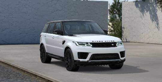 21MY Range Rover Sport HSE Black Edition