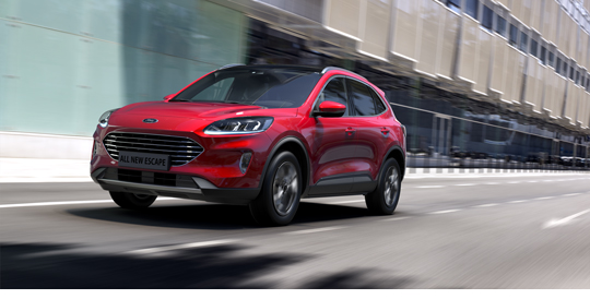 Brand New Ford Escape 2021